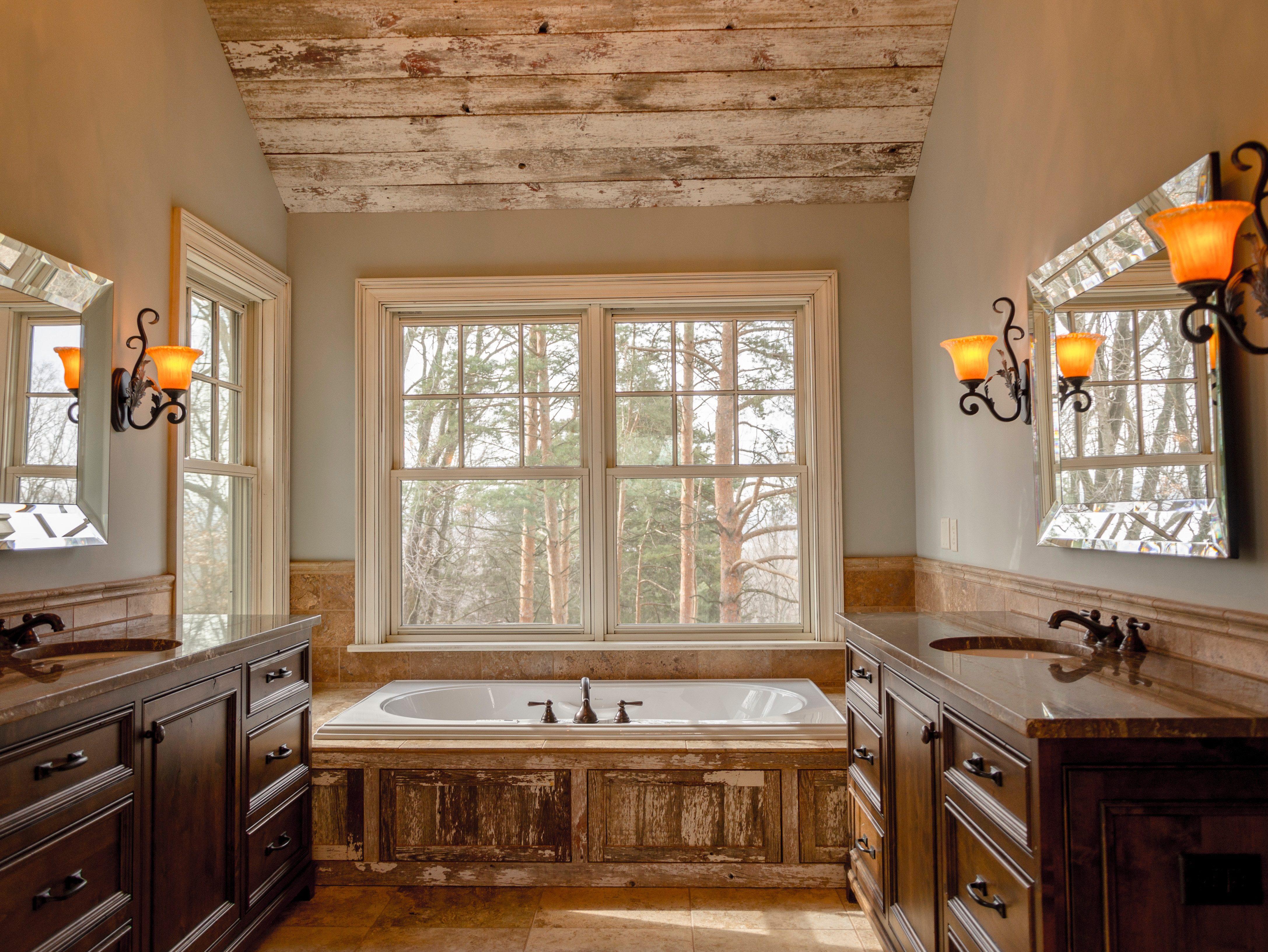 Ideen für das Badezimmer im Landhausstil – BadSan